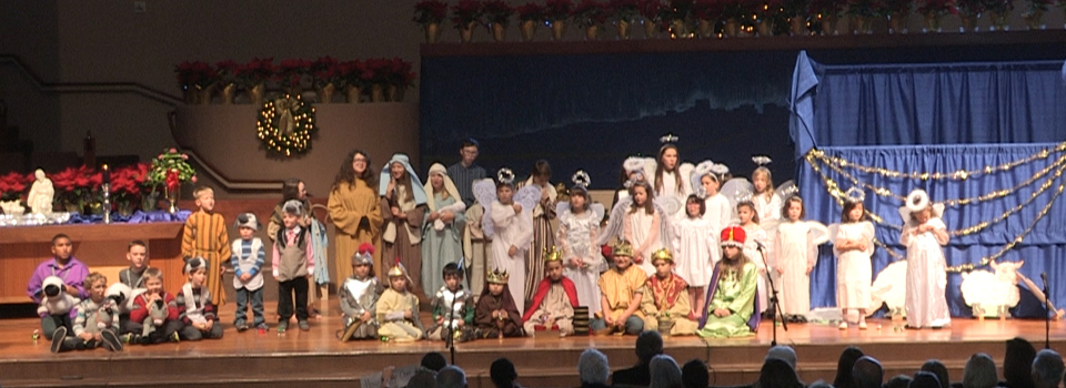 12-24-15 Christmas Pageant