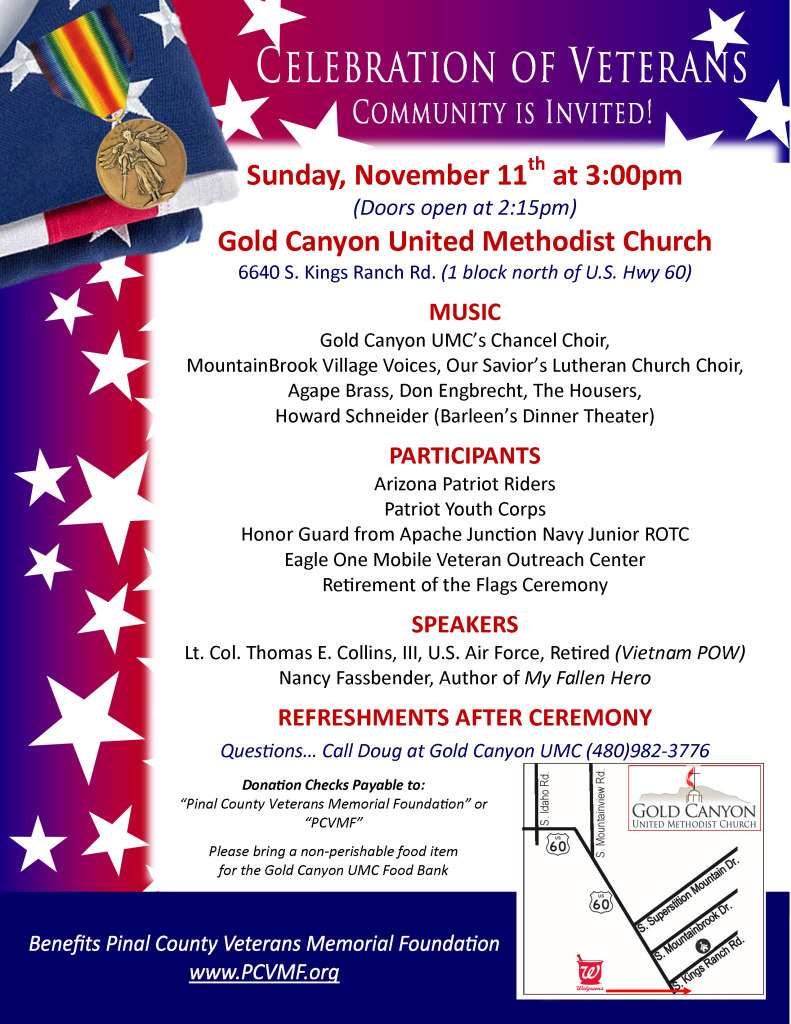 FLYER_Veterans Celebration_2018