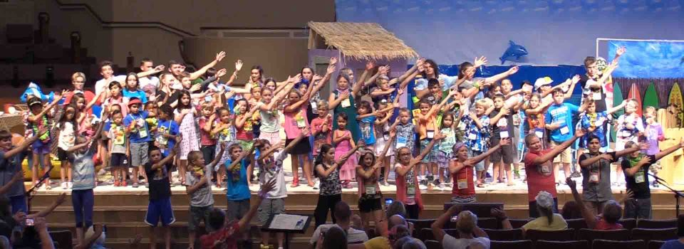 Vacation Bible School 2017 VBS Slider